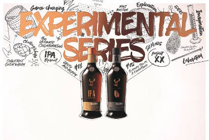 William Grant & Sons Glenfiddich Experimental Series