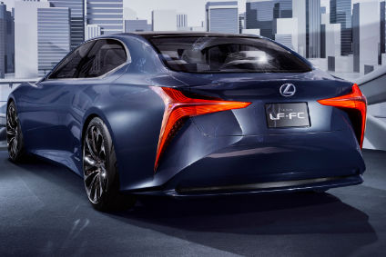 Lexus Latest Models >> Lexus Future Model Plans And Platforms Automotive