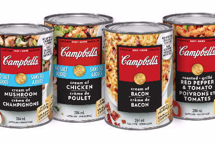 Campbell - can soup be its saviour?
