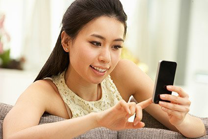 Over 40% of millennials in Asia have shopped via their smartphone