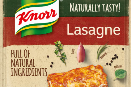 New Knorr dry recipe mixes mark first move into easy cooking market, says Unilever