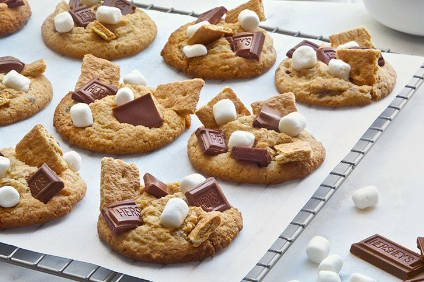 Hershey's Kitchens' S'mores Cookies among dessert kits to order online
