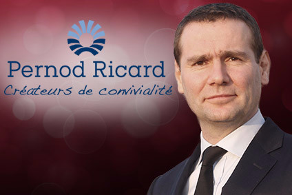 Pernod Ricard Performance Trends 2015-2019 - results data