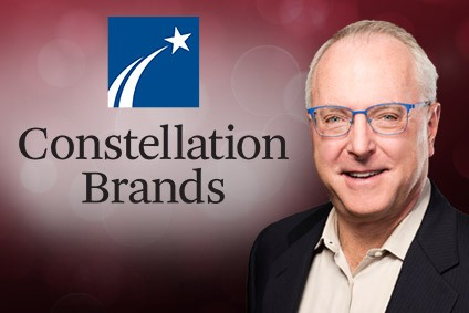 Bill Newlands assumed the CEO role at Constellation Brands in March 2019