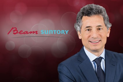 just-drinks interviews Beam Suntory CEO Albert Baladi