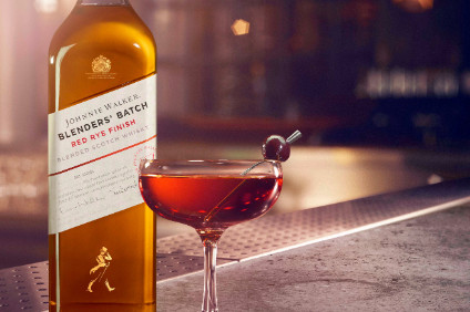 Johnnie Walker's Bourbon leanings