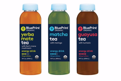 The hain celestial groups blueprint organic tea energy drinks the hain celestial groups blueprint organic tea energy drink range malvernweather Choice Image