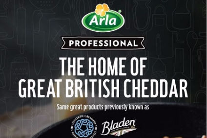 "Arla targets foodservice growth with ""Professional"" brand"