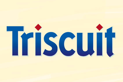 Mondelez tests organic Triscuit crackers