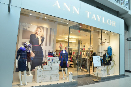 Ascena owns the Ann Taylor brand