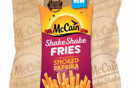 McCain Foods entered chilled aisle in UK