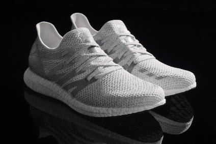 Novelista Los invitados Tectónico  Adidas unveils first Speedfactory running shoe | Apparel Industry News |  just-style