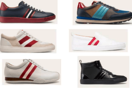 "Adidas alledges Bally is currently selling footwear likely to ""cause consumer confusion"""