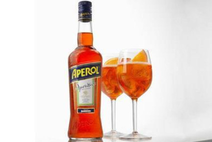 The Aperol Spritz serve continues to grow in popularity across the world