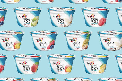 Sales of Yoplait Greek 100 have come under pressure