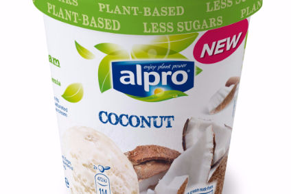 Alpro enters frozen aisle in UK and Ireland
