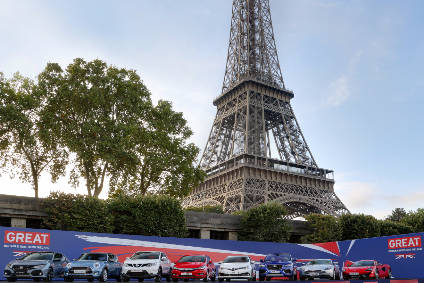 September 2016 management briefing: Paris Motor Show