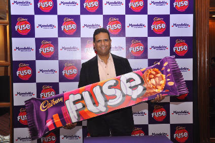Mondelez launches Cadbury Fuse brand in India