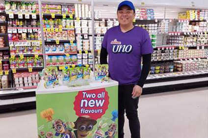 Anchor Uno largest kids yogurt brand in New Zealand by sales, Fonterra says