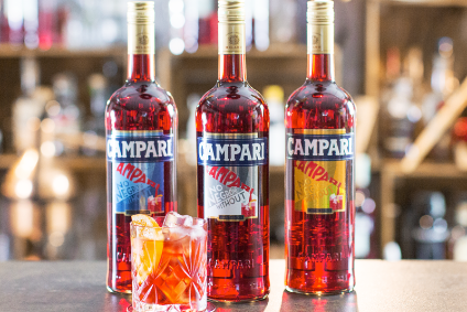 Gruppo Campari rolls out limited edition Campari packaging globally