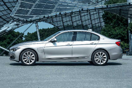 Bmw 3 Series Phev Future Electric Models Automotive Industry Ysis Just Auto