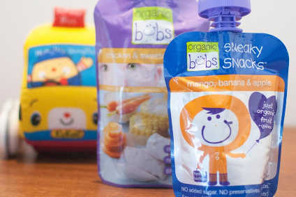Organic baby food maker Bubs expanding in China