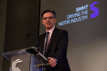 Making the case for UK automotive staying inside the EUs single market - SMMTs Mike Hawes