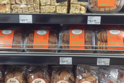 What are the next major markets for gluten-free? South Africas fledgling but growing market
