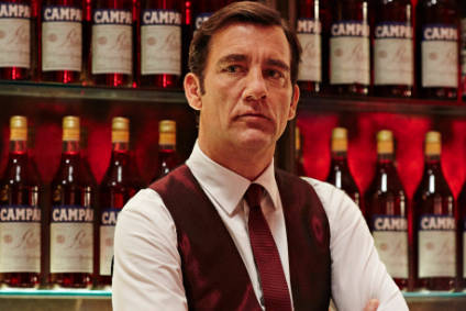The new marketing campaign for brand Campari stars actor Clive Owen