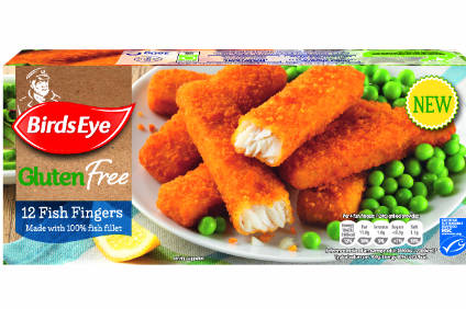 Nomad wants to hike price of Birds Eye fish fingers