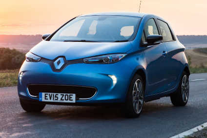 Renault sold its 50,000th Zoe in April 2016; mid-life facelift expected in 2017