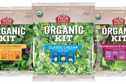 Fresh Express launches organic option