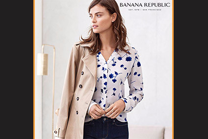 Gap taps ex Gymboree CEO as Banana Republic chief