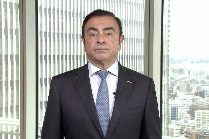 Ghosn, arrested on 19 July, has now been charged officially