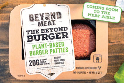 US plant-based protein firm Beyond Meat eyes UK entry