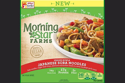 Kellogg expands MorningStar Farms meat-free line