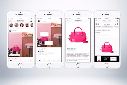 Instagram brings seamless online shopping to the UK