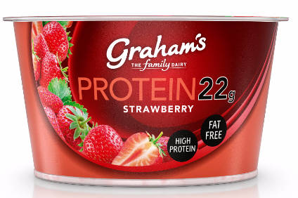 As Protein 22g prepares to enter full production, Grahams is developing a new savoury quark product