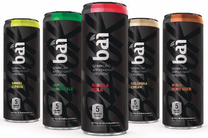 The Bai Black range of sodas launched in November
