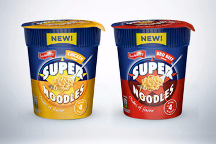 Premier joined with Nissin to revitalise Batchelors brand