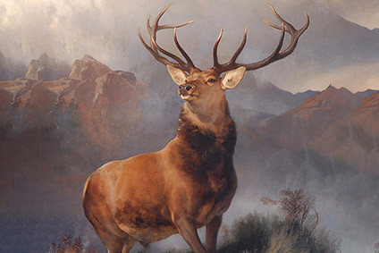 Owners and museum strike Monarch of the Glen painting deal