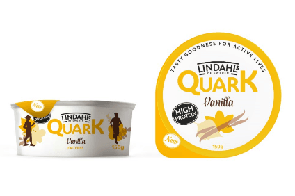 Lactalis debuts Swedens Lindahls quark brand in UK