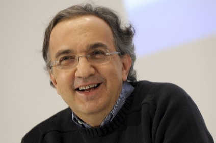 The charismatic Sergio Marchionne