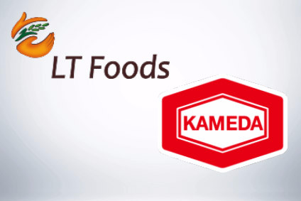 LT Foods and Kameda - targeting healthy snackers in India.