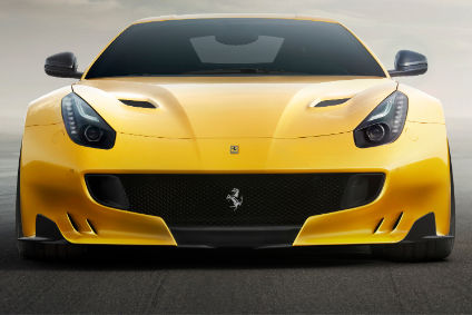 ferrari is due to replace the f12 range tour de france pictured in 2019 - Ferrari 2020 Models