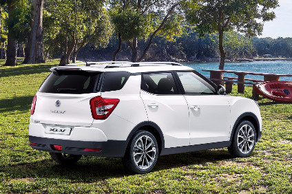 Standard Tivoli proved popular so car sharing service has bought the longer XLV