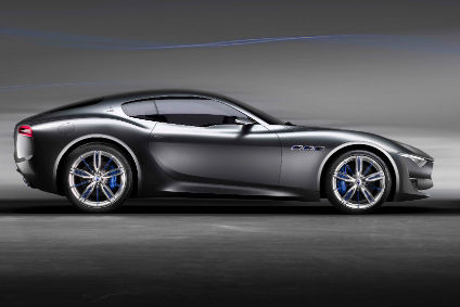 2017 Alfieri Concept The Inspiration For Production Model Coming In 2019 2020 V6 Turbo
