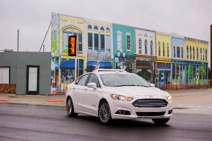 Fords second-generation autonomous vehicle platform uses a Fusion Hybrid sedan as donor vehicle
