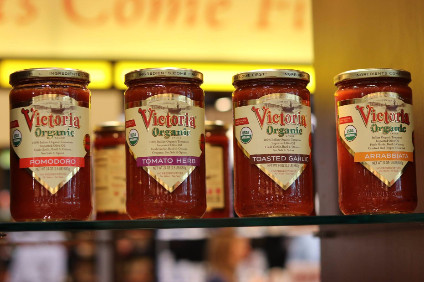 B&G Foods buys US pasta sauce group Victoria Fine Foods