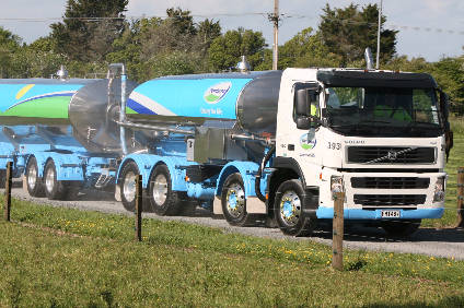 Fonterra - facing challenges.